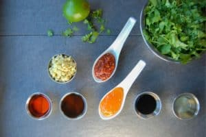Sauce for potsticker dumplings