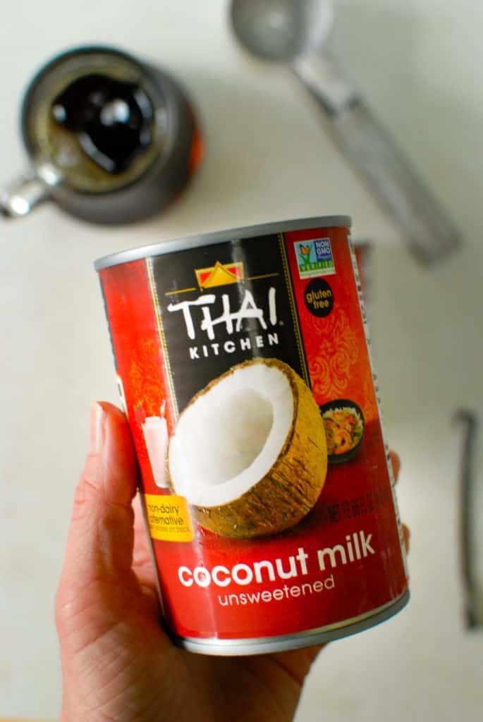 thai kitchen brand canned coconut milk.